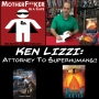 Artwork for Ken Lizzi - Attorney To Superhumans!