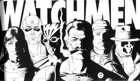 Watchman Animator Jake Hughes