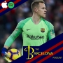 Artwork for What are Barcelona's Champions League chances? Global Marketing, Kevin Egan and Blaugranagram [TBPod127]