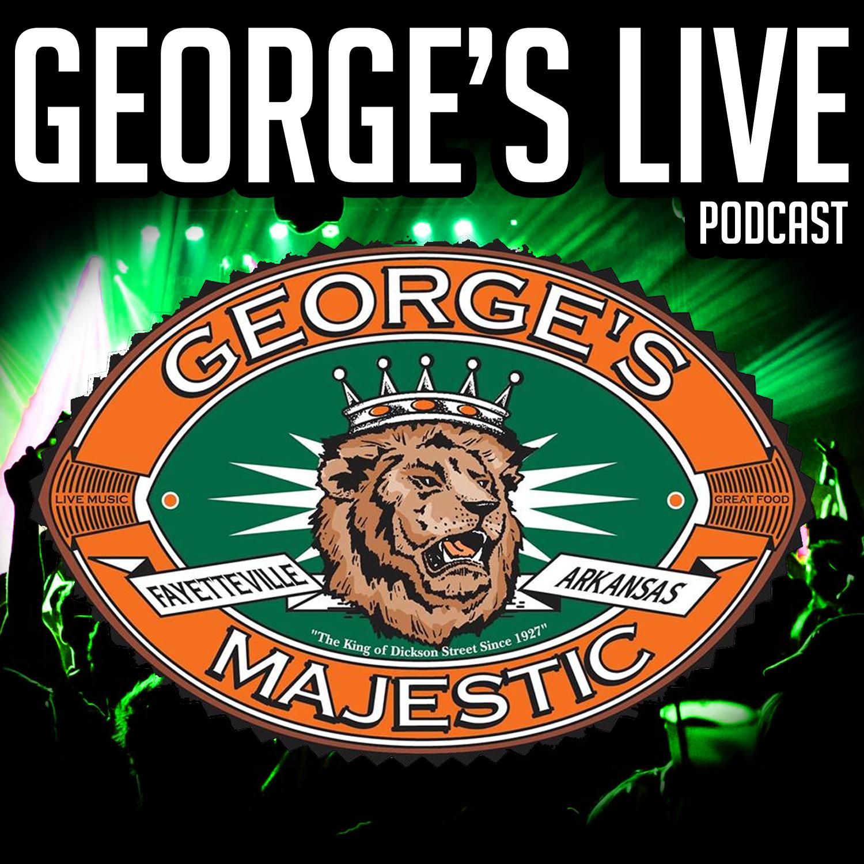 George's Live show art