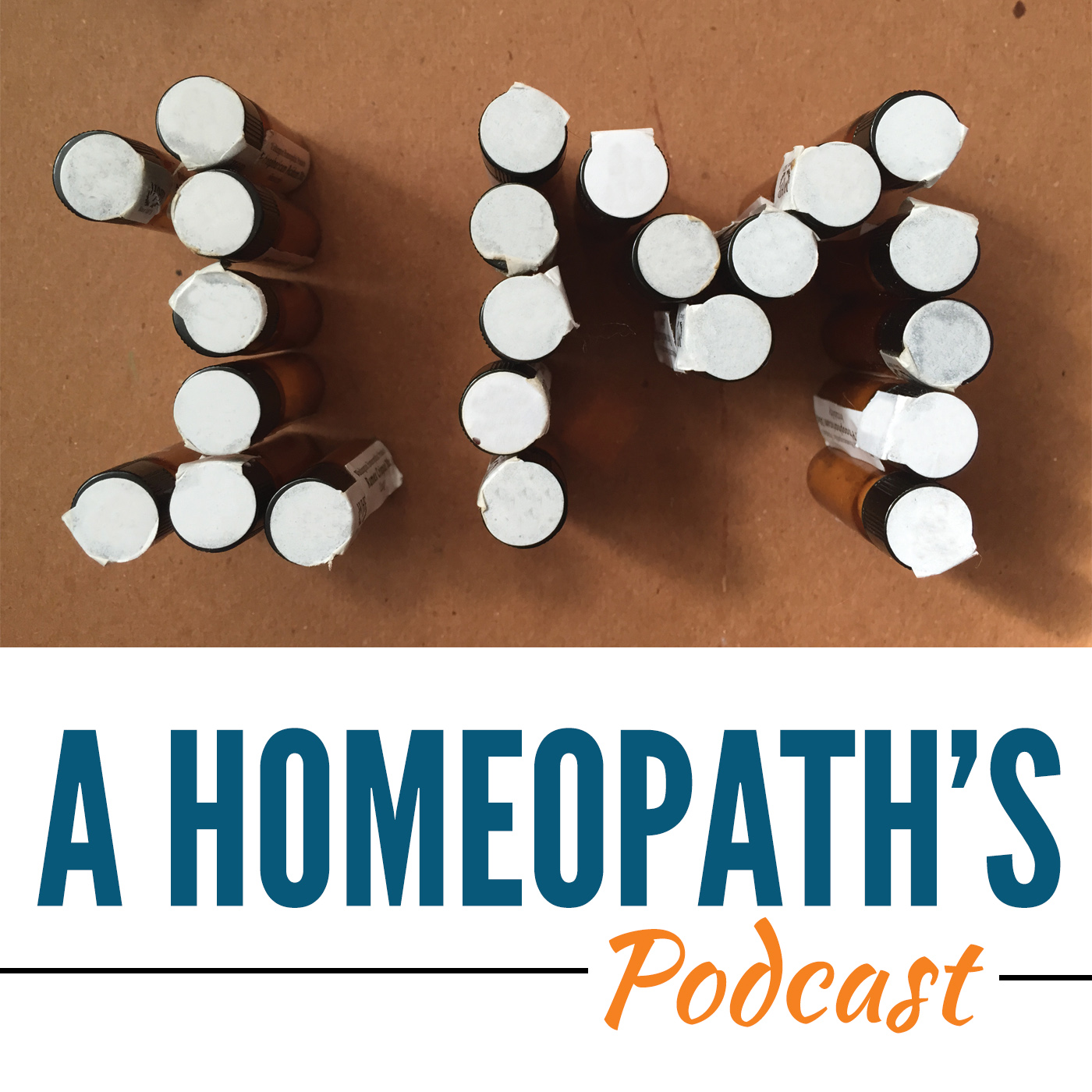 1M: A Homeopath's Podcast show art