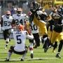 Artwork for Steelers Get Run Over By Antonio Brown