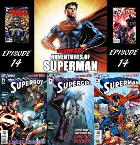 14 Superboy Supergirl Superman 6