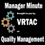 Artwork for VRTAC-QM Manager Minute: How is VR Going to Look Post-Pandemic? Join Kristen Mackey, Arizona Combined, Natasha Jerde, MN Blind, and Carol Pankow, VRTAC-QM
