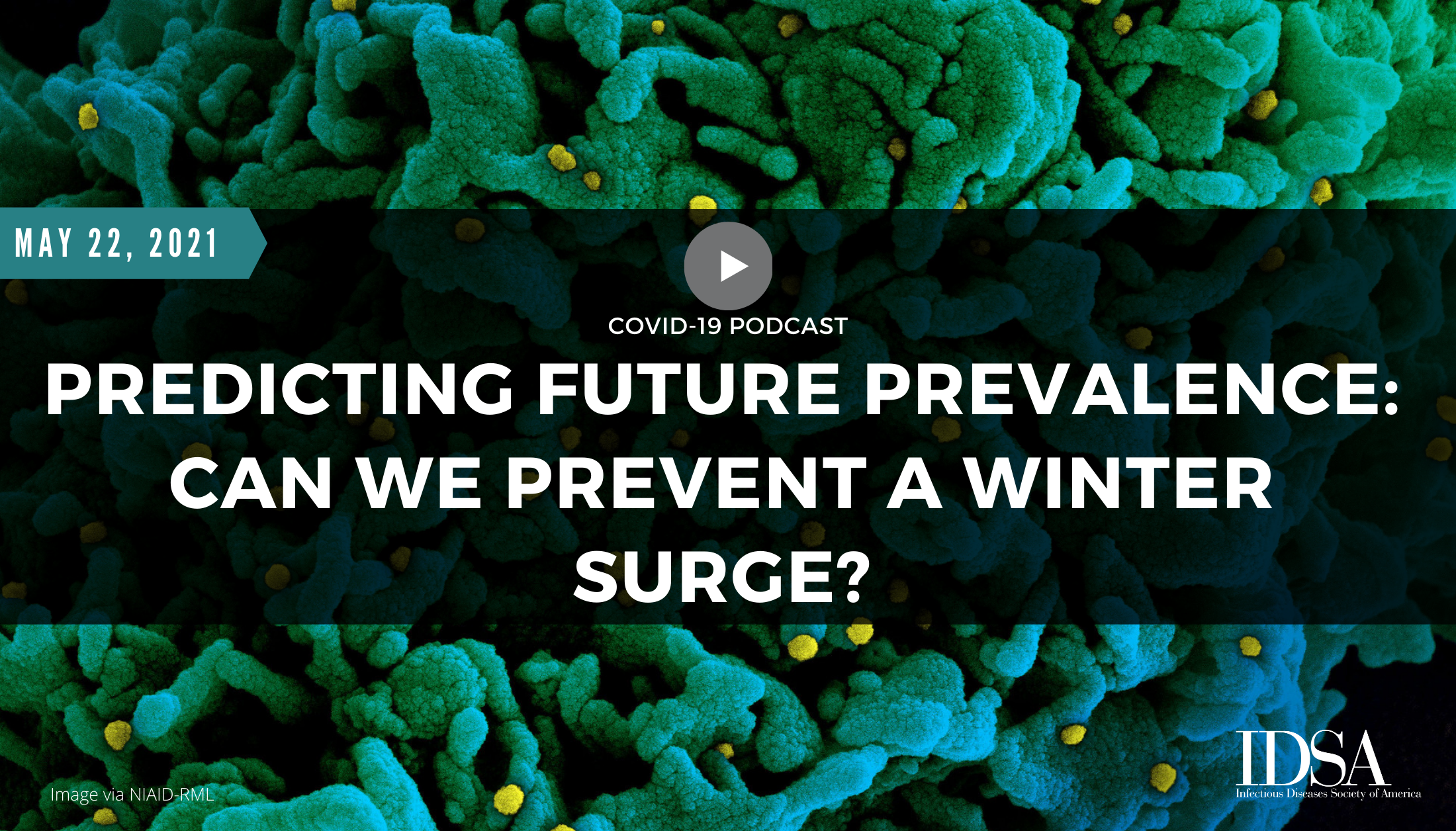 Predicting Future Prevalence: Can We Prevent a Winter Surge? (May 22, 2021)