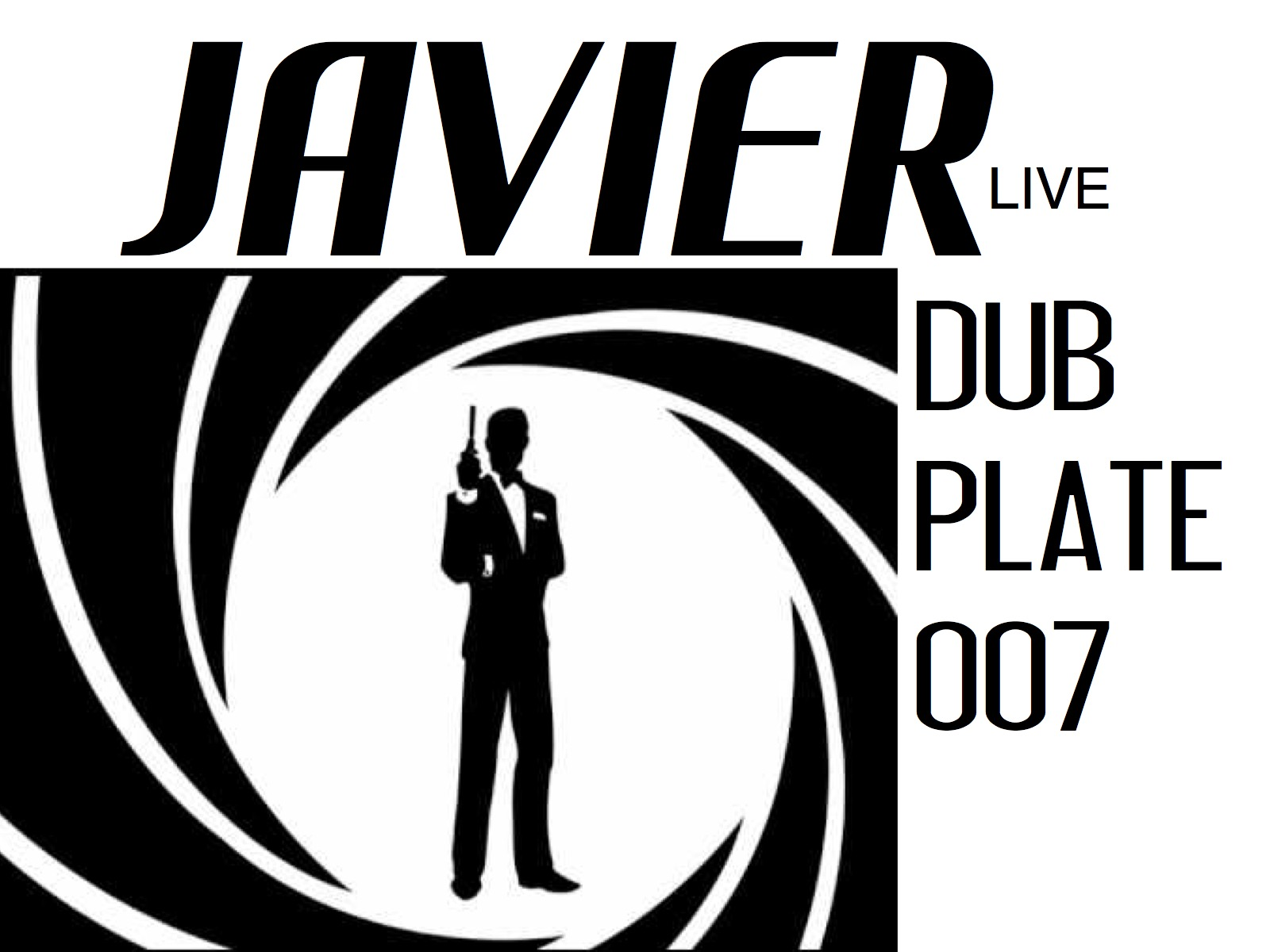 JAVIER 007 SPECIAL REAKTOR OPS AGENT DNB GOSU 00 48 46 7 FRUIT DEALER