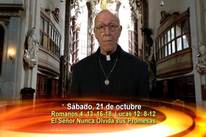 Artwork for Dios te Habla con Fr. Lenny de Pasquale. El tema: El Señor nunca olvida sus promesas.