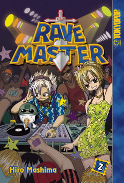 Manga Review: Rave Master Volume 2 by Hiro Mashima