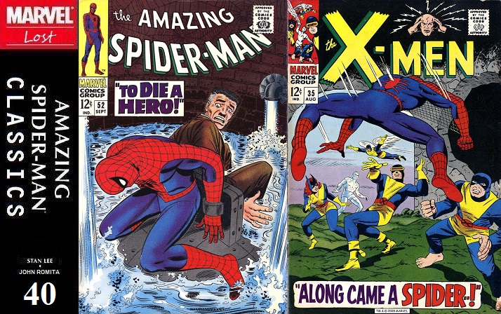 """Lost"" 040 - Amazing Spider-Man 52 and The X-Men 35"