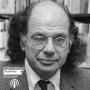 Artwork for Allen Ginsberg at Cheltenham Literature Festival (1993)