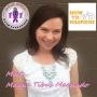 Artwork for Maggie Machado on How To Milspouse blog, TheTextEffect.com and CurioGroup.com