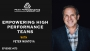 Artwork for  Empowering High Performance Teams| Peter Montoya| Episode #673