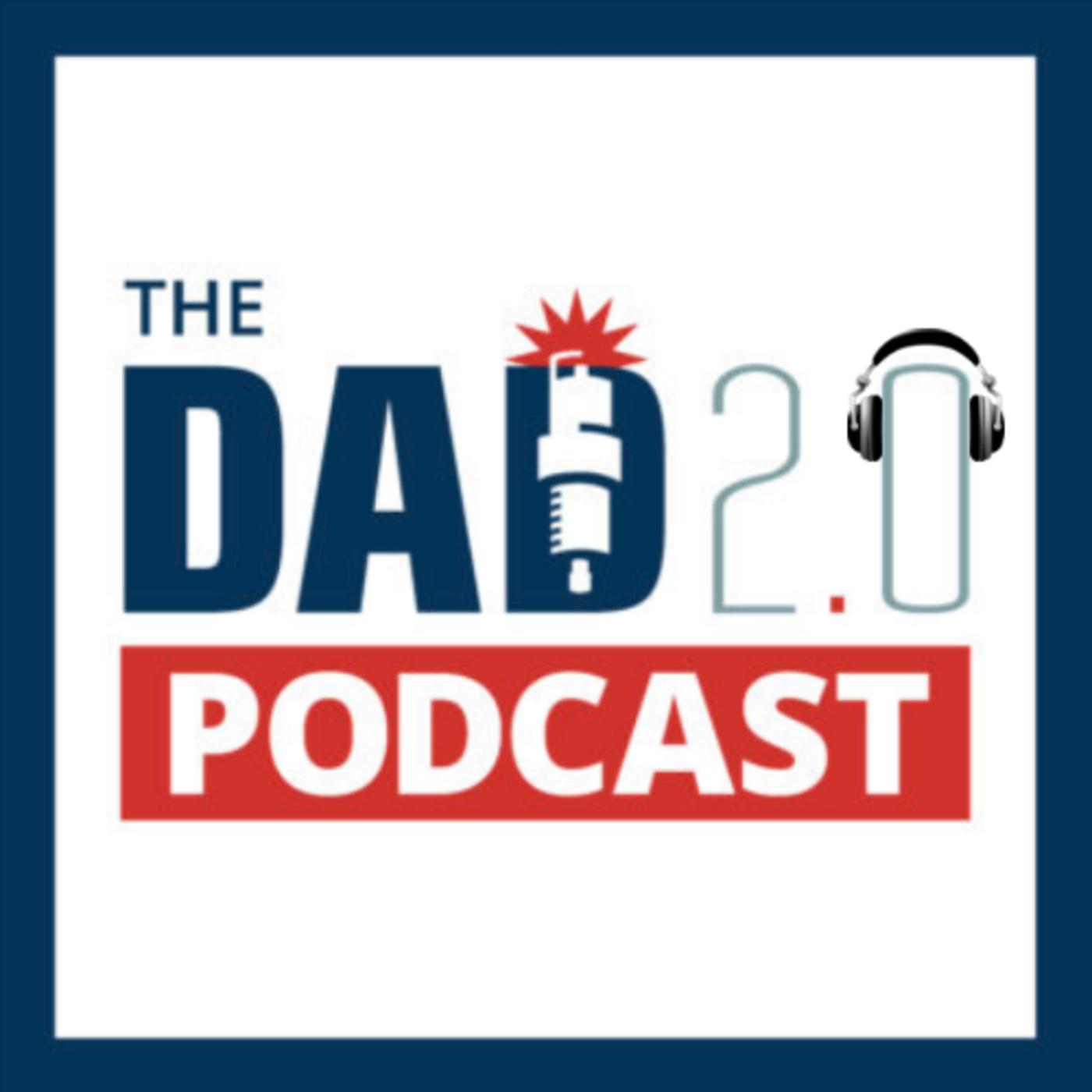 Dad 2.0 Podcast show art