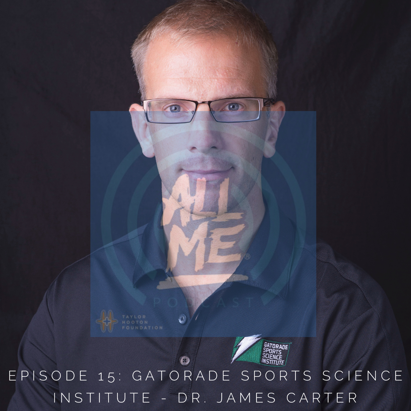 Episode 15: Gatorade Sports Science Institute - Dr. James Carter