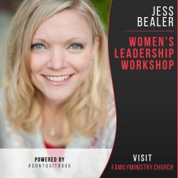 Women's Leadership Workshop with Jess Bealer: Season 2 Episode 10: Take a Pass On Procrastination