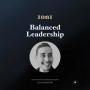 Artwork for [1on1] Balanced Leadership