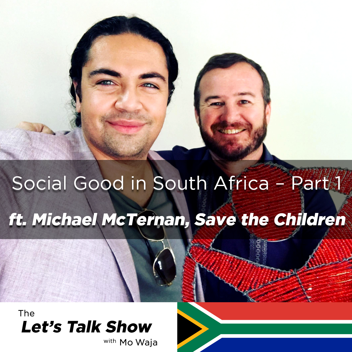 Artwork for Social Good in South Africa (Part 1) ft. Michael McTernan, Save the Children South Africa