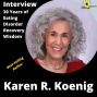 Artwork for Interview: Karen R. Koenig Shares 30 Years and 7 Books of Eating Disorder Recovery Wisdom