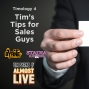 Artwork for Timology 4 - Tim's Tips for Sales Guys