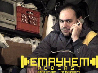 EMayhem: A Monday Talk-Talk Reunion with Alexei Plotnicov!!!