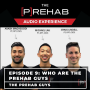 Artwork for #9 | Who Are The Prehab Guys