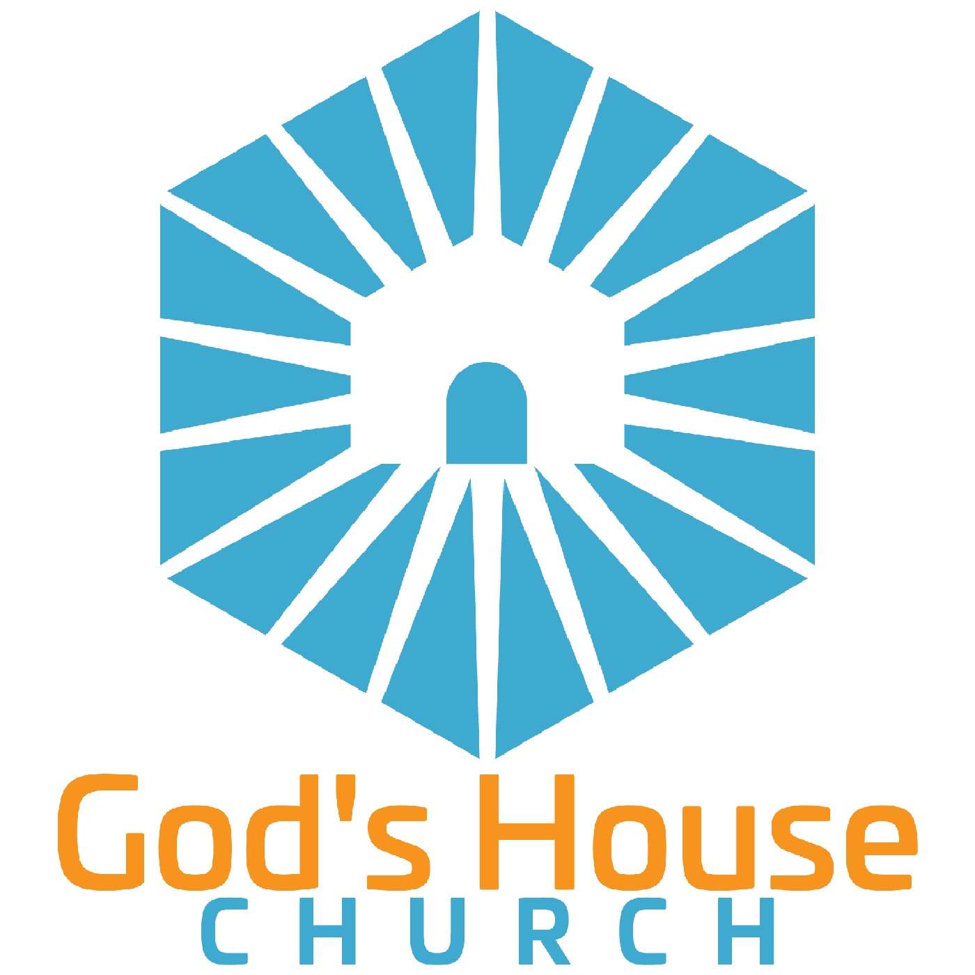 God's House Church show art