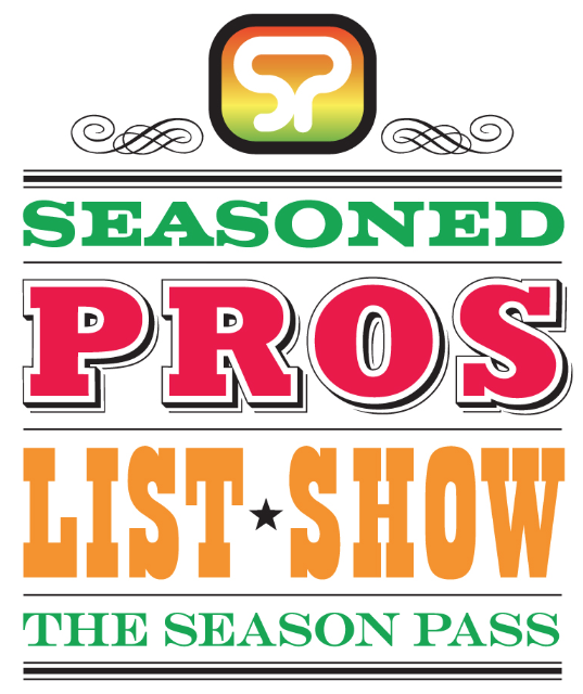 tspp #222-Seasoned Pros List Show 3: Most Beautiful Parks! 1/28/13