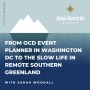 Artwork for EP08 Sarah Woodall - From OCD event planner in Washington DC to the slow life in remote southern Greenland
