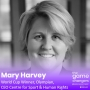 Artwork for Mary Harvey: Why sport can't ignore human rights