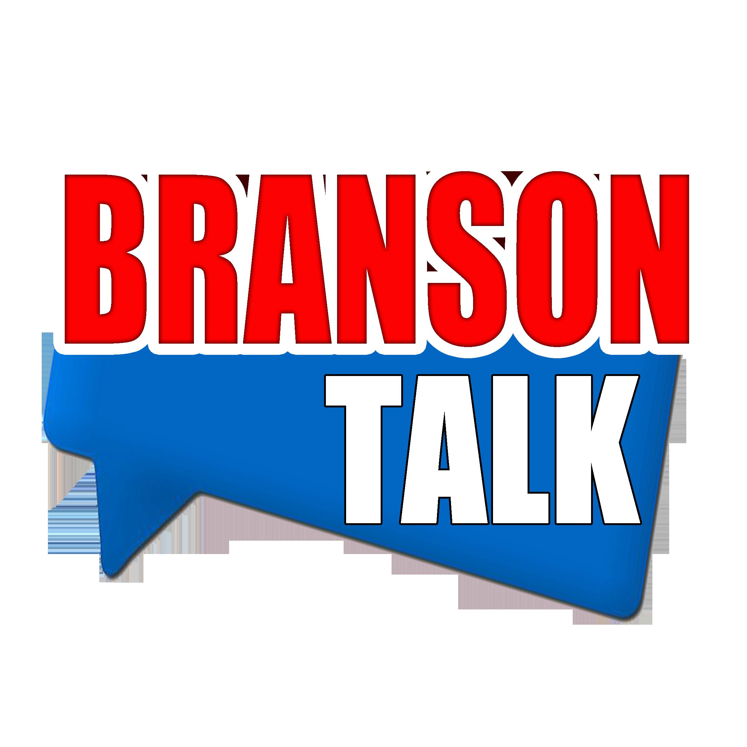 Branson Talk show art