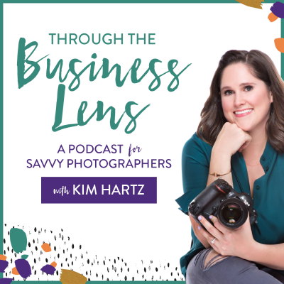 Through the Business Lens: a podcast for savvy photographers show image