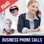 Artwork for #045 Business English Telephone Calls - How to make a call in English
