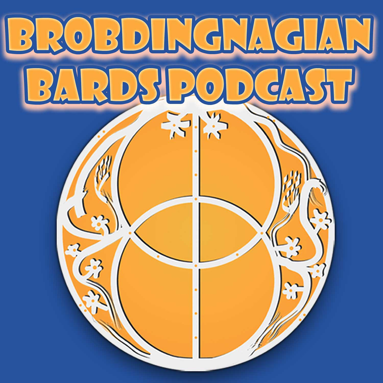 Brobdingnagian Bards Podcast show art