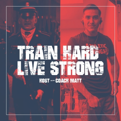 Train Hard Live Strong show image