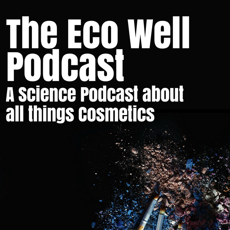 The Eco Well podcast show art