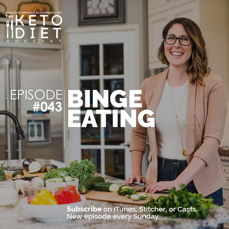 #043 Binge Eating with Steph Dodier