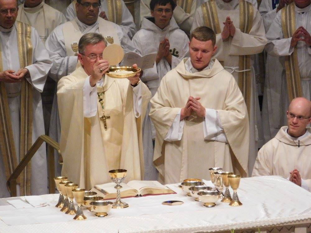 Ordination Mass of Mark W. Uhlenkott
