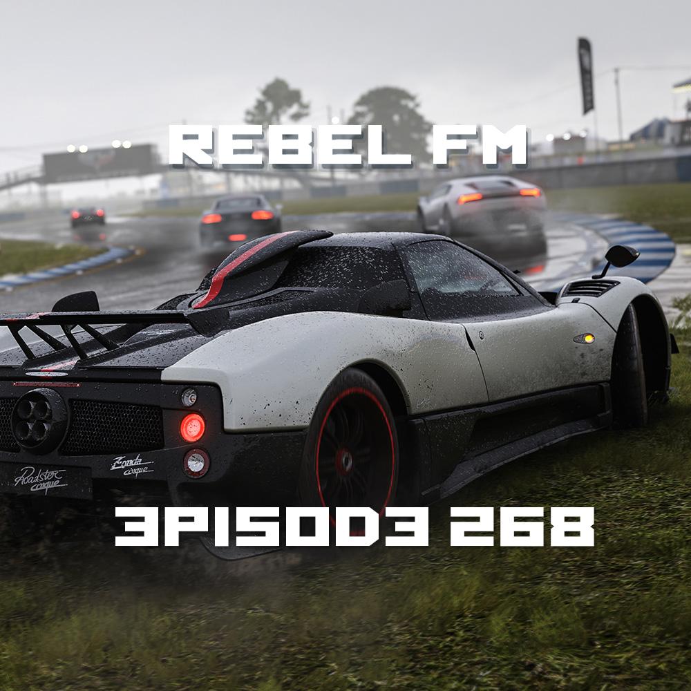 Rebel FM Episode 268 - 09/11/2015