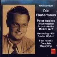 Die Fledermaus from 1938