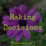 Artwork for Making Decisions