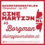Artwork for 072 // CineMartijn vs. Borgman // Duimpjeworstelen