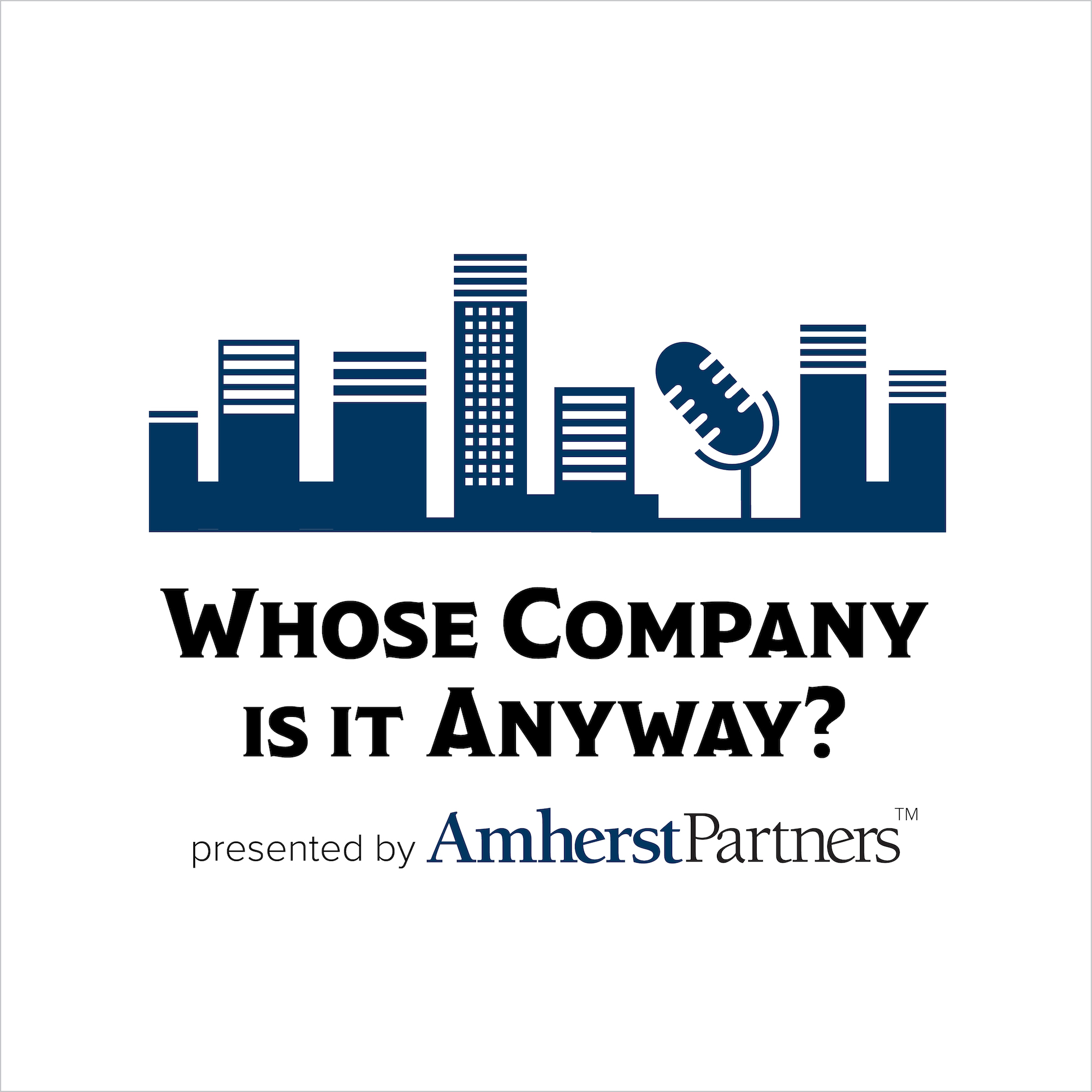 Whose Company is it Anyway? show art