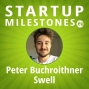 Artwork for Low valuation advantages, and other fundraising tips (Part 2 of 2) - with Peter Buchroithner, Swell Cofounder/CEO/CPO