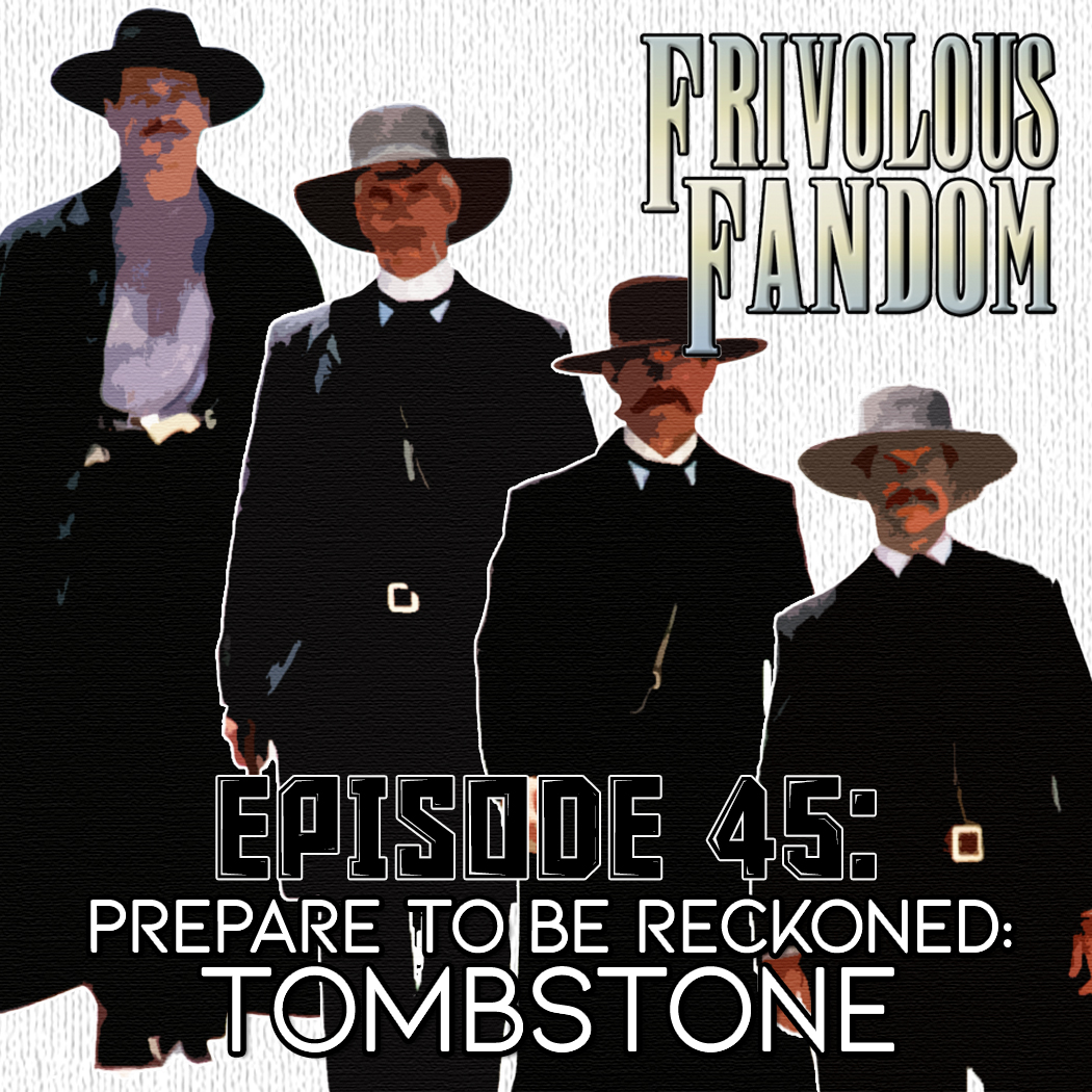 45 - Prepare To Be Reckoned: Tombstone