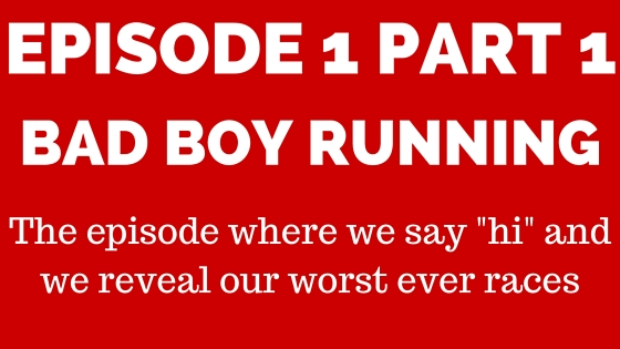 Bad Boy Running Episode 1 Part 1