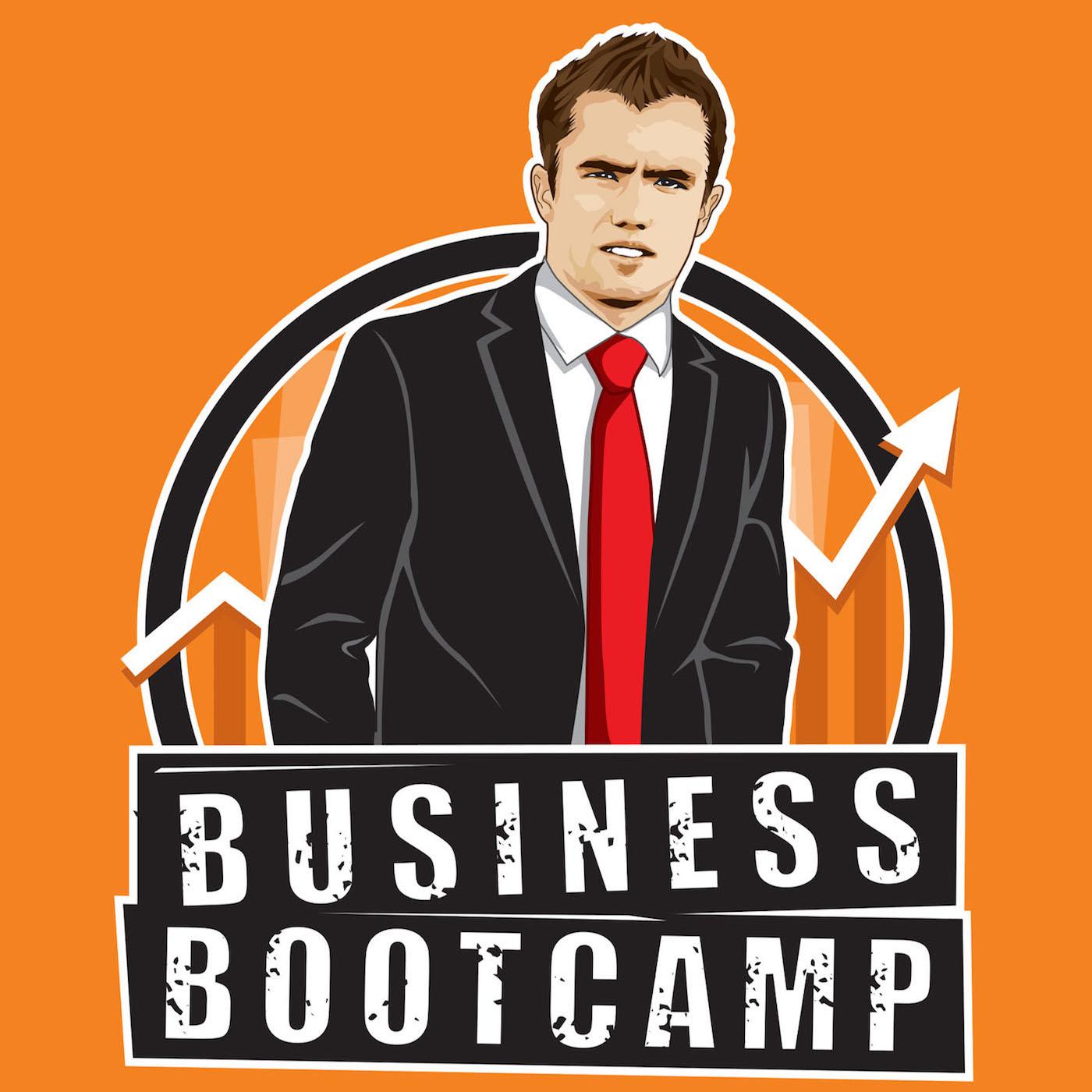 Business Bootcamp show art