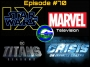 Artwork for Ep #70: STAR WARS trailer, Countdown To CRISIS Crossover, & TITANS