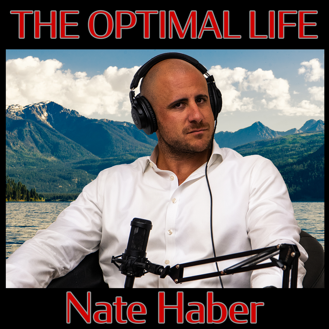 The Optimal Life with Nate Haber show art