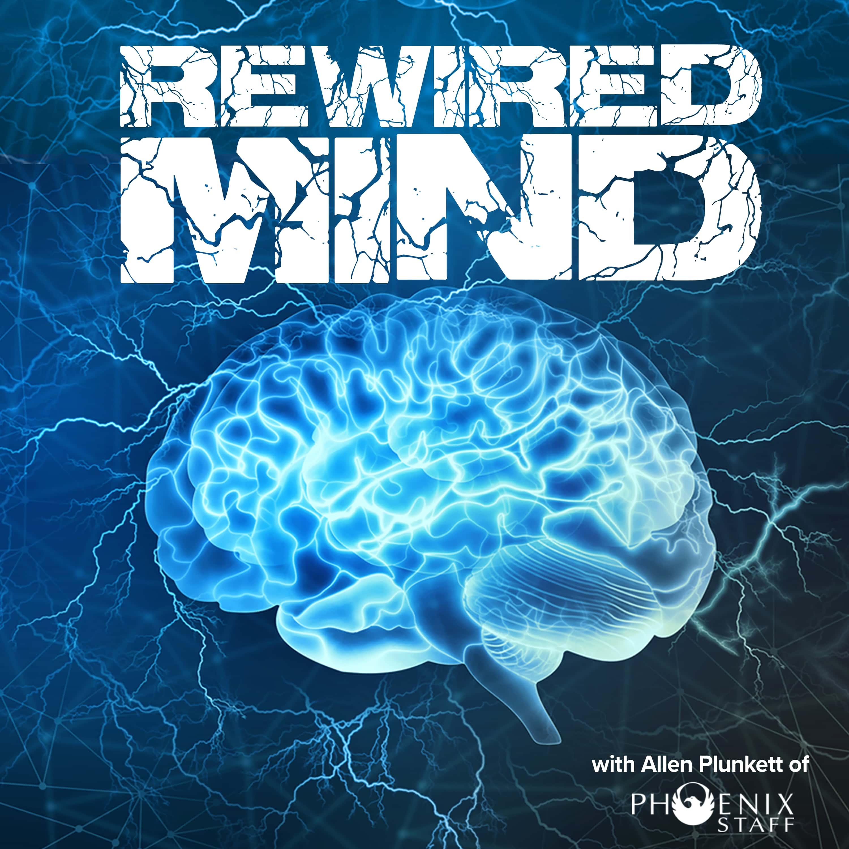 Rewired Mind show art