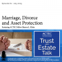 Artwork for Marriage, Divorce and Asset Protection